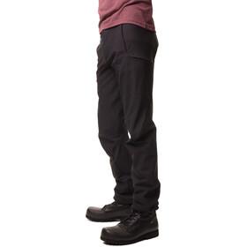Houdini Skiffer Pantalones Hombre, true black